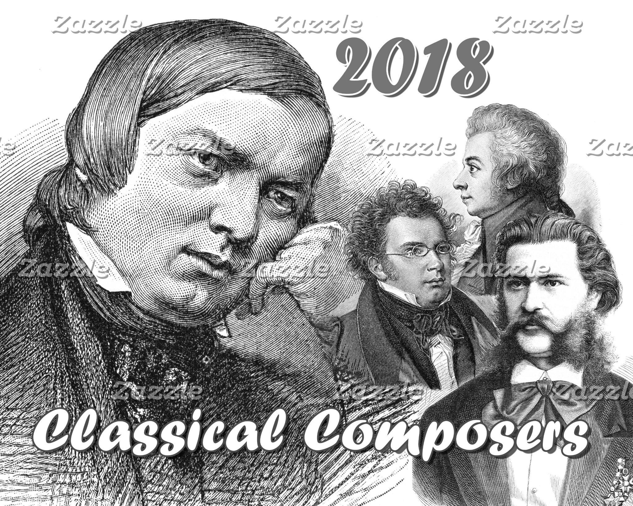 Kalender - Komponisten
