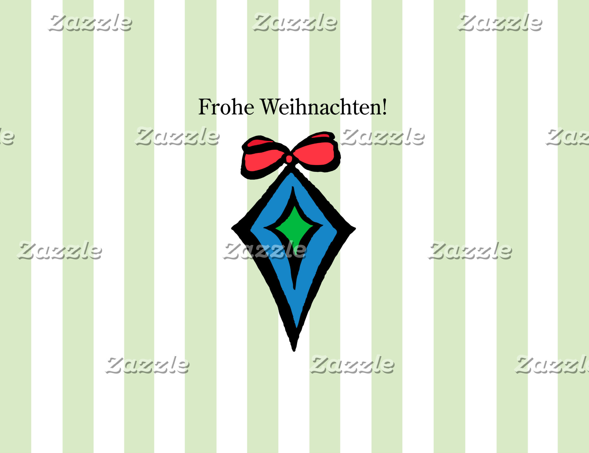 Aprons--Frohe Weihnachten