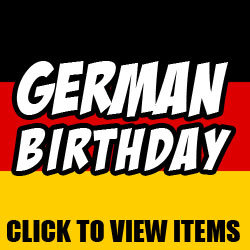 German Birthday