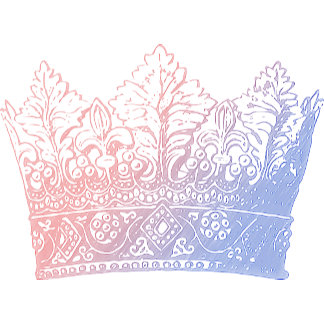 Sweet Pastel Crown