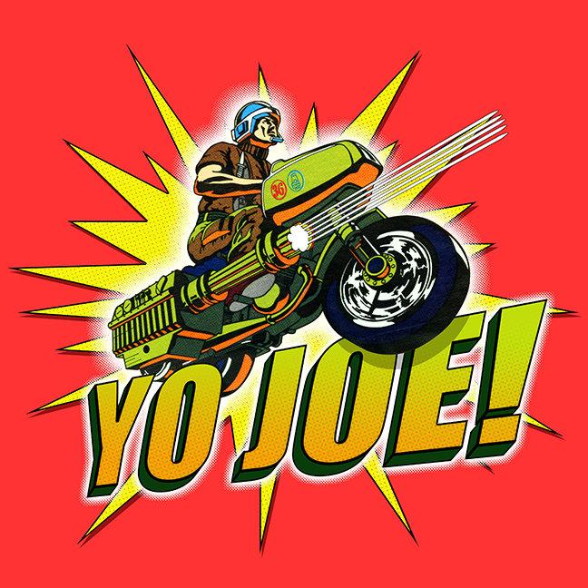 Yo Joe!