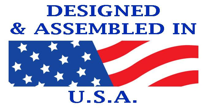American assembled, sewn, and/or printed
