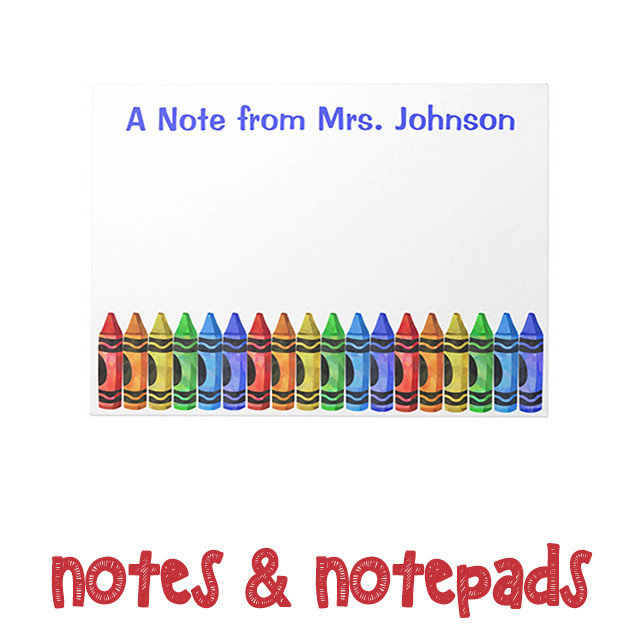 Notes & Notepads