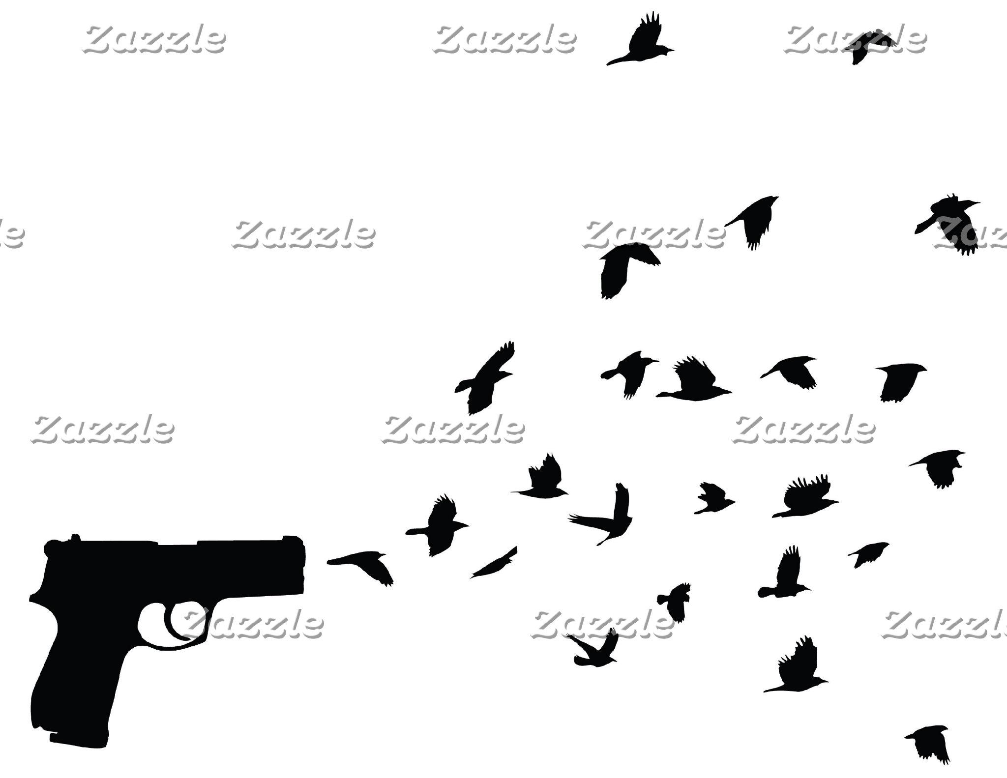 Birds Not Bullets