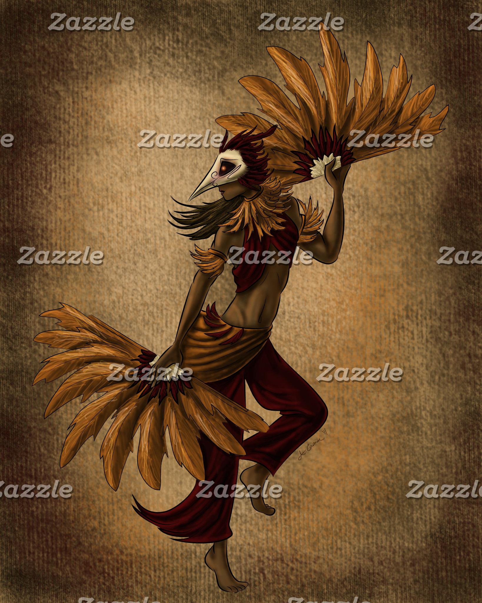 Bird Dancer