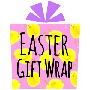 Easter Gift Wrap
