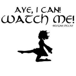 Aye I Can!