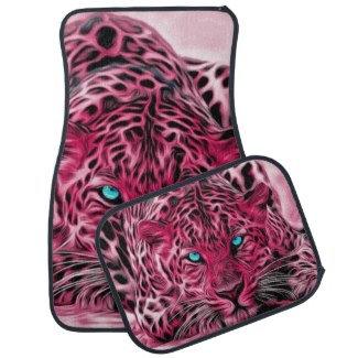 Pink Tiger Art