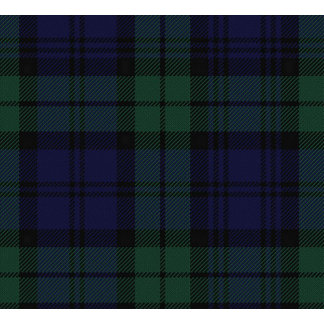 Black Watch Tartan Plaid