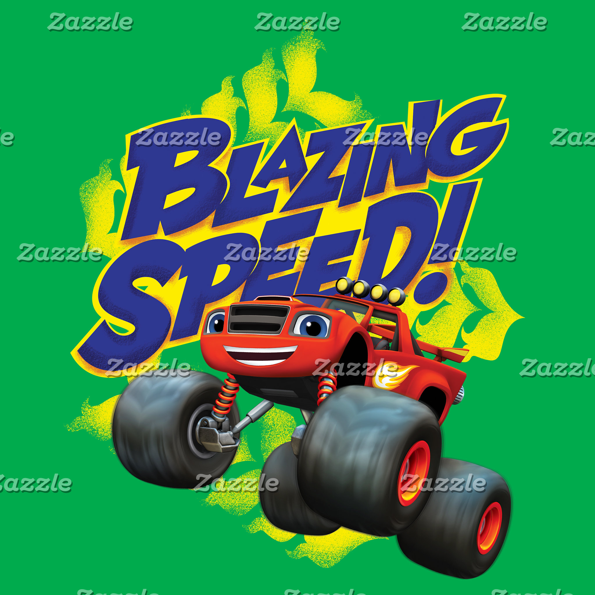 Blazing Speed!