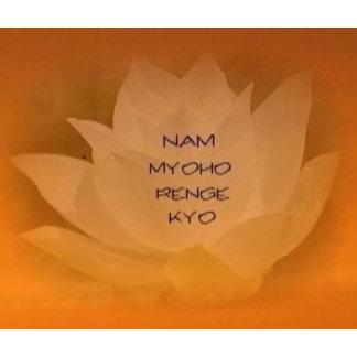 Nam Myoho Renge Kyo