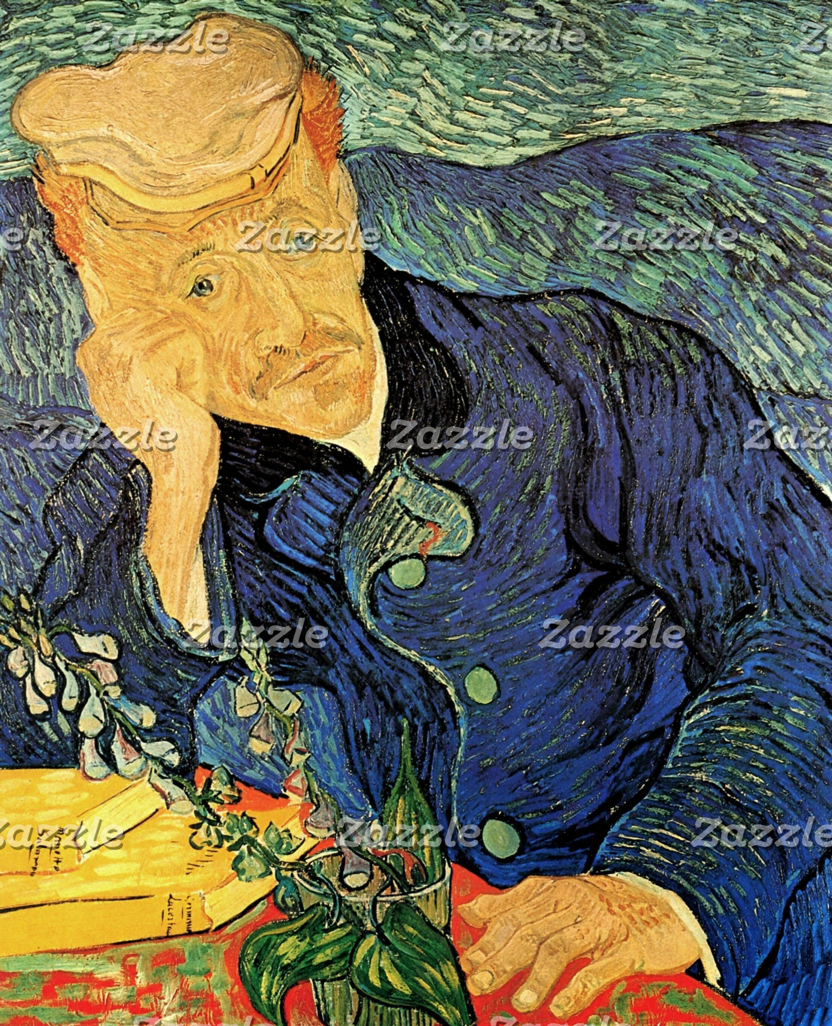 Portraits by Vincent van Gogh