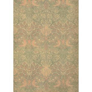 William Morris Dove and Rose Pattern
