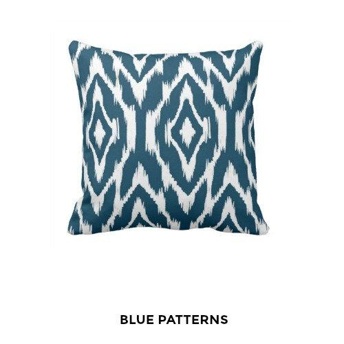 Blue Patterns