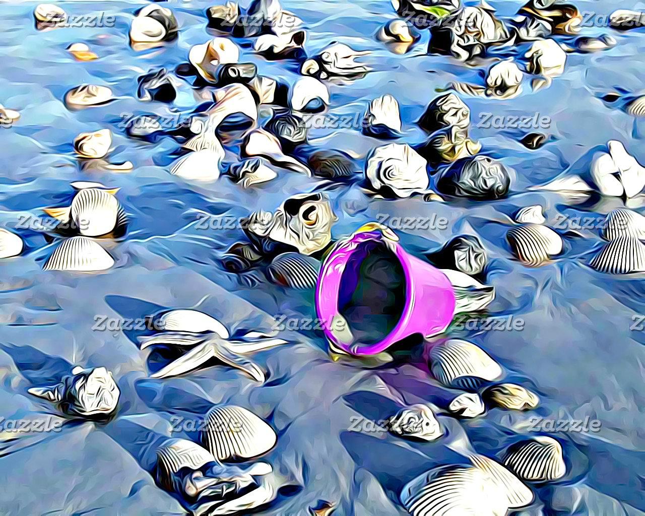 Beach Magnets