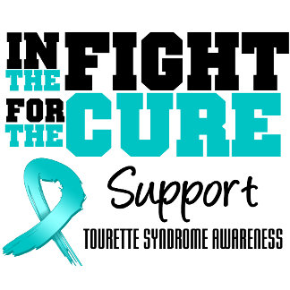 In The Fight For The Cure Tourette Syndrome