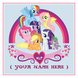 Personalized Pony