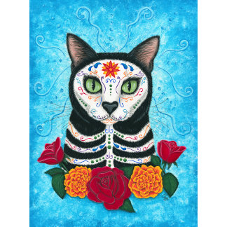 Day of the Dead Cats