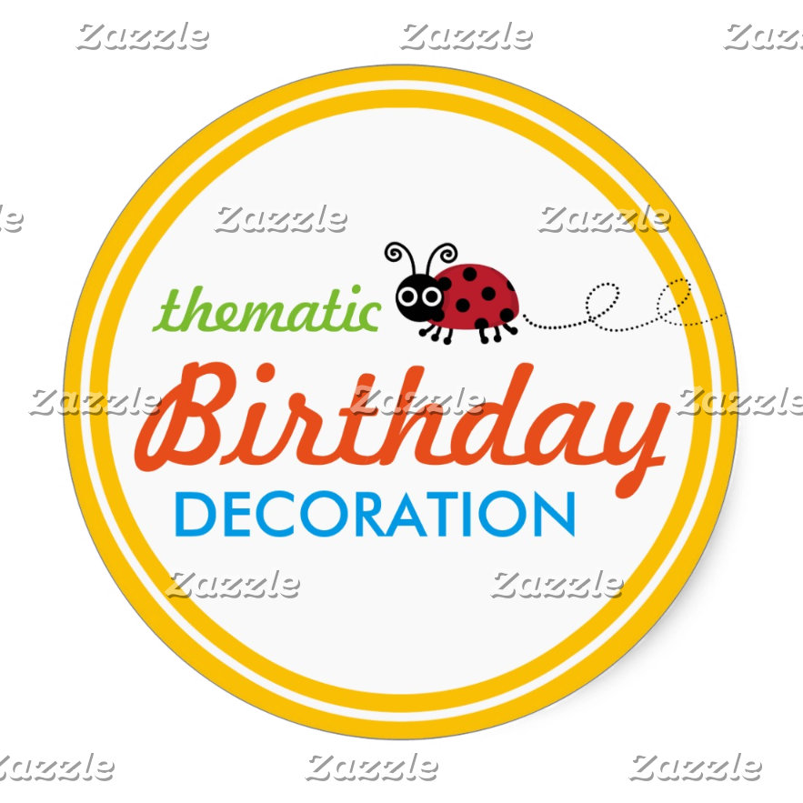 Birthday Decoration
