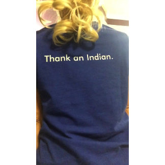 Got Land? Thank an Indian!