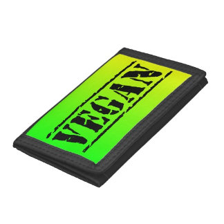 TriFold Nylon Wallets