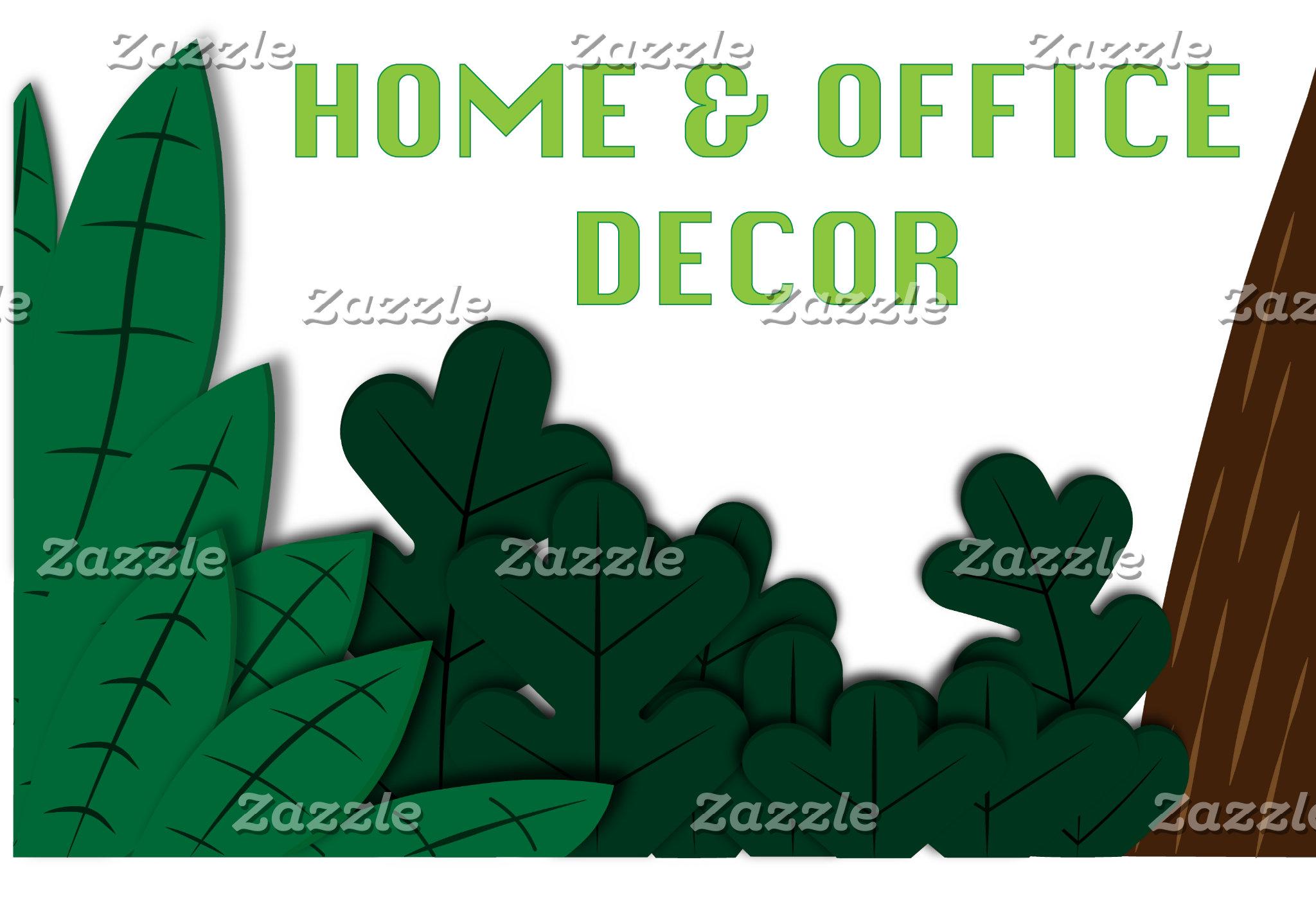 Home & Office Decor
