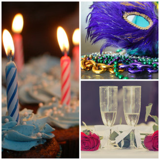 Birthdays and Celebrations
