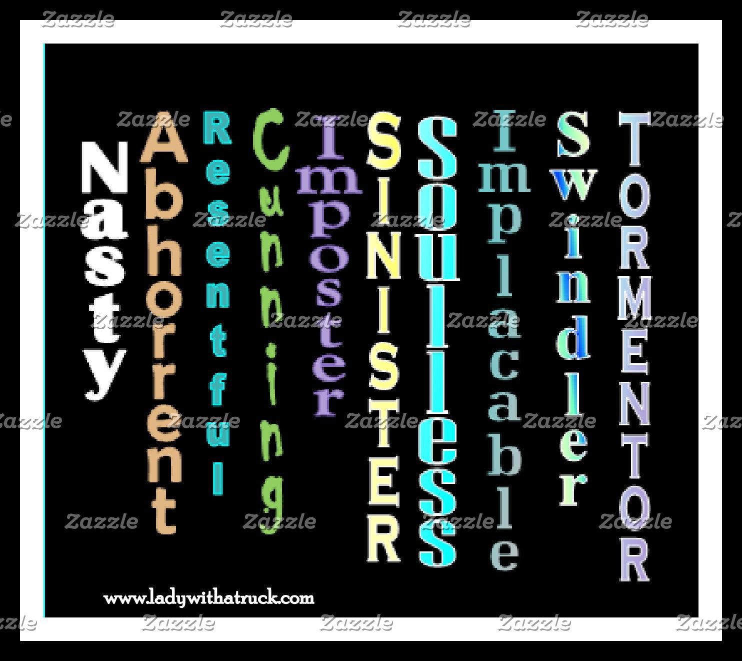 Domestic Abuse/Narcissist