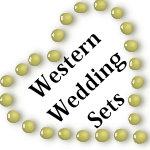 Western Wedding Sets