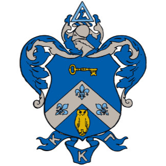 Kappa Kappa Gama Coat of Arms