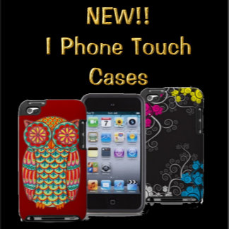 I Pod Touch Cases