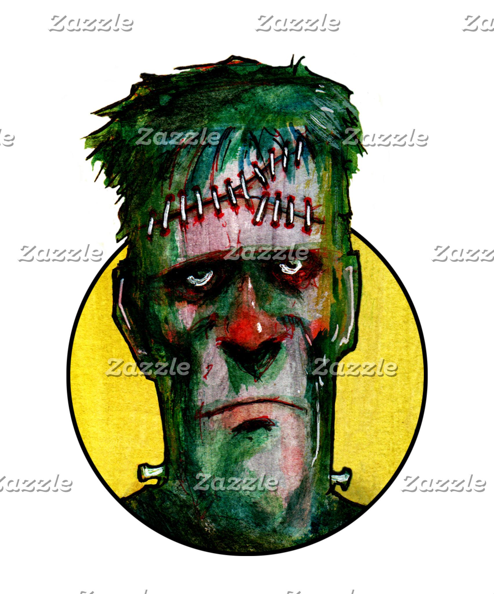 Tired Frankensteins Monster