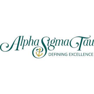Alpha Sigma Tau Logo