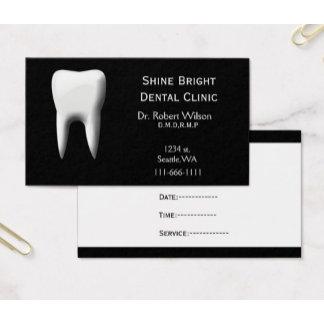 Dental Business Cards