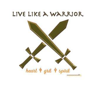 Live like a Warrior