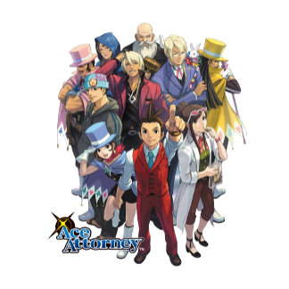 Apollo Justice Key Art