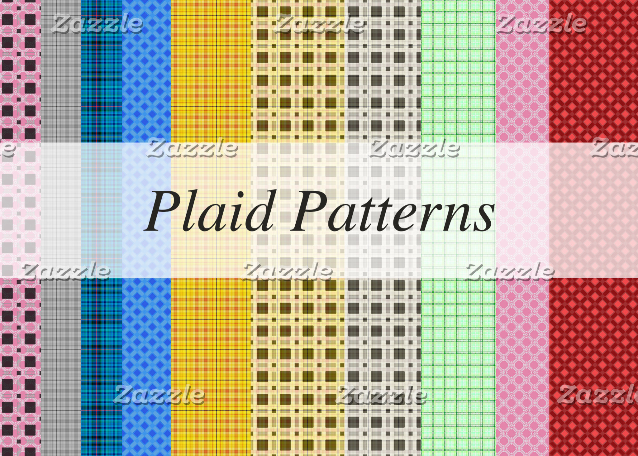 Plaid Patterns