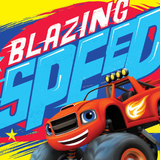 Blazing Speed Stars