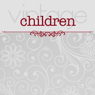 CHILDREN Vintage