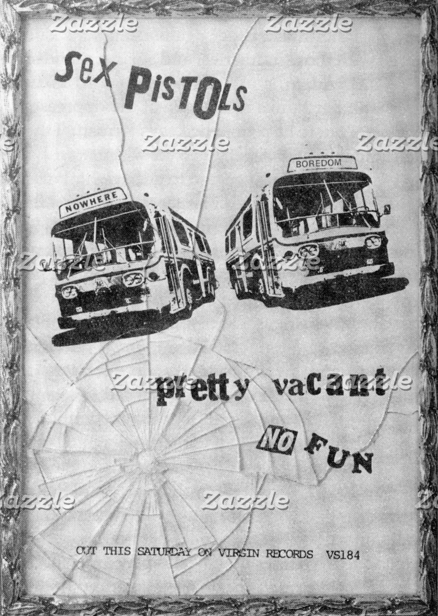 Sex Pistols No Fun