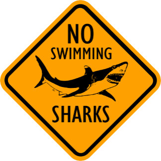 Sign: Sharks