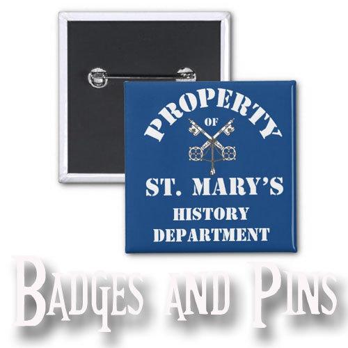 Badges/Pins
