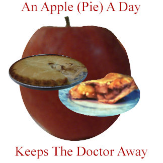 An Apple (Pie) A Day