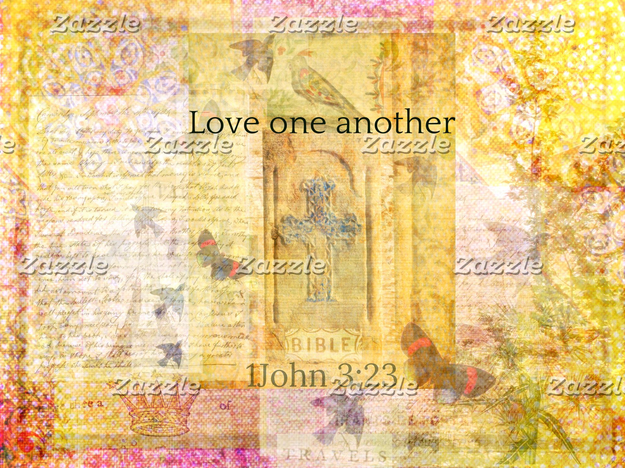 1John 3:23