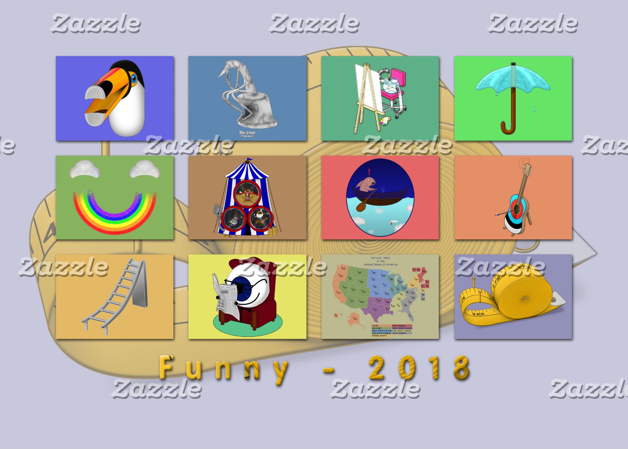 2018 Calendars