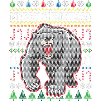 Bear Ugly Sweater