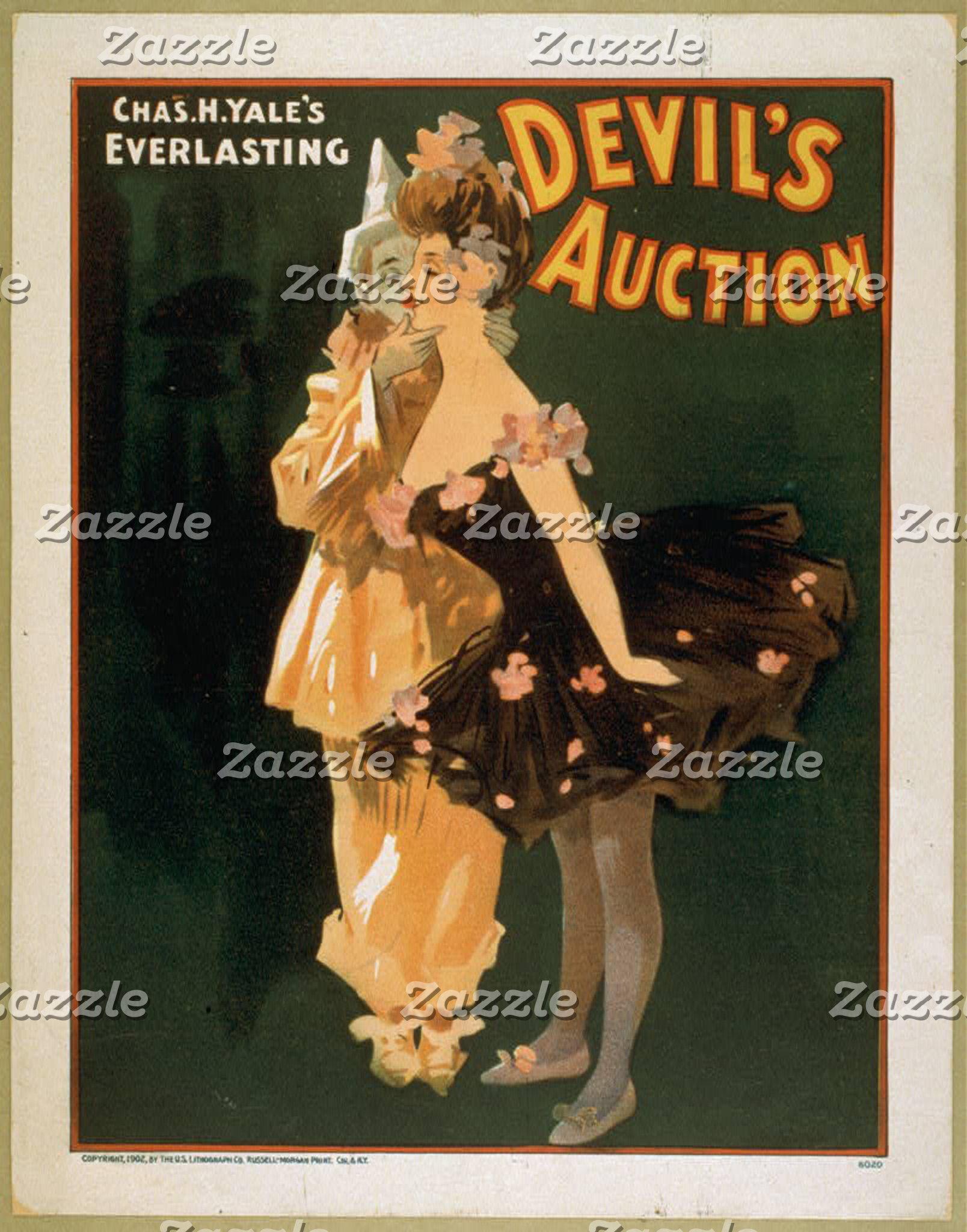 Everlasting Devil's Auction