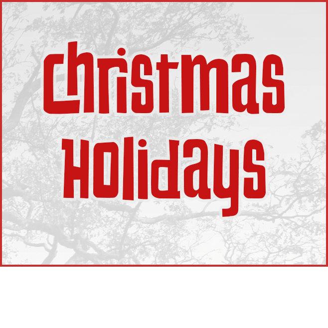 Holiday: CHRISTMAS