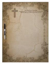 Priest Dry Erase Boards