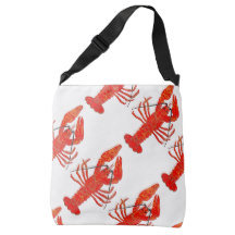 Canvas Tote Bags, All Over Design Totes, Bags